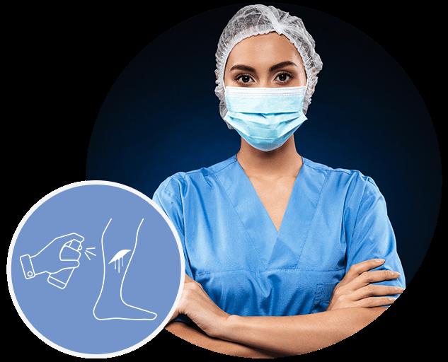 aureosan gegen Wundinfektionen